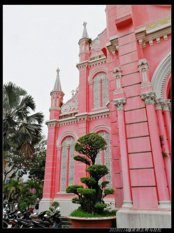 5红教堂2 595x800 - 20180114越南胡志明马拉松
